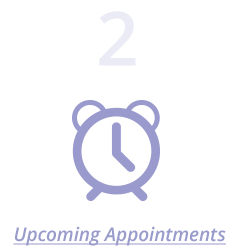 Upcoming Appointments