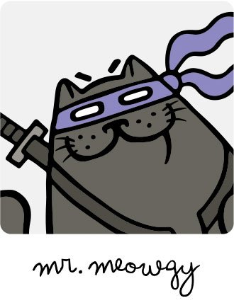 Mr. Meowgy
